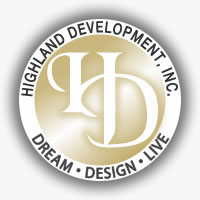 Highland Development: DREAM * DESIGN * LIVE